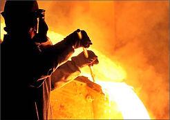 Производство литых наконечиков для винтовых свай