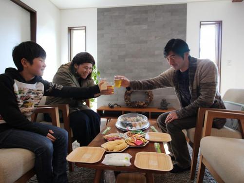 GT様邸 祝!! お茶会!!