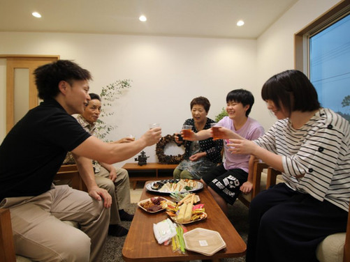 AT様邸 祝!!完成写真&お茶会!!