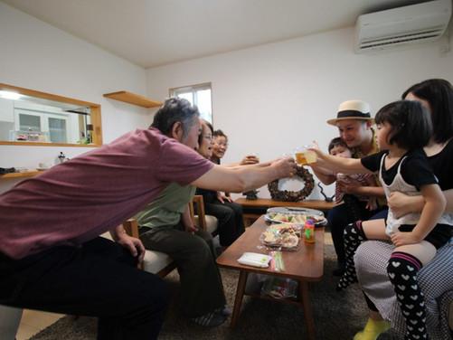 KR様邸 祝!!完成写真&お茶会!!