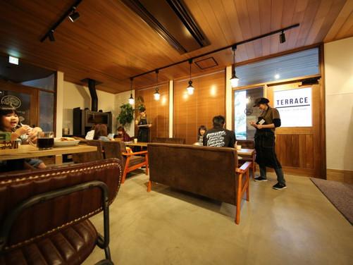 グランパークカフェ 夜カフェ open!!