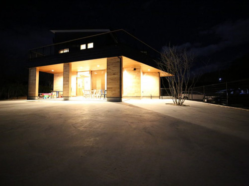 きらく新事務所1F gron park cafe プレオープン!!