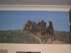 Odell Stagecoach