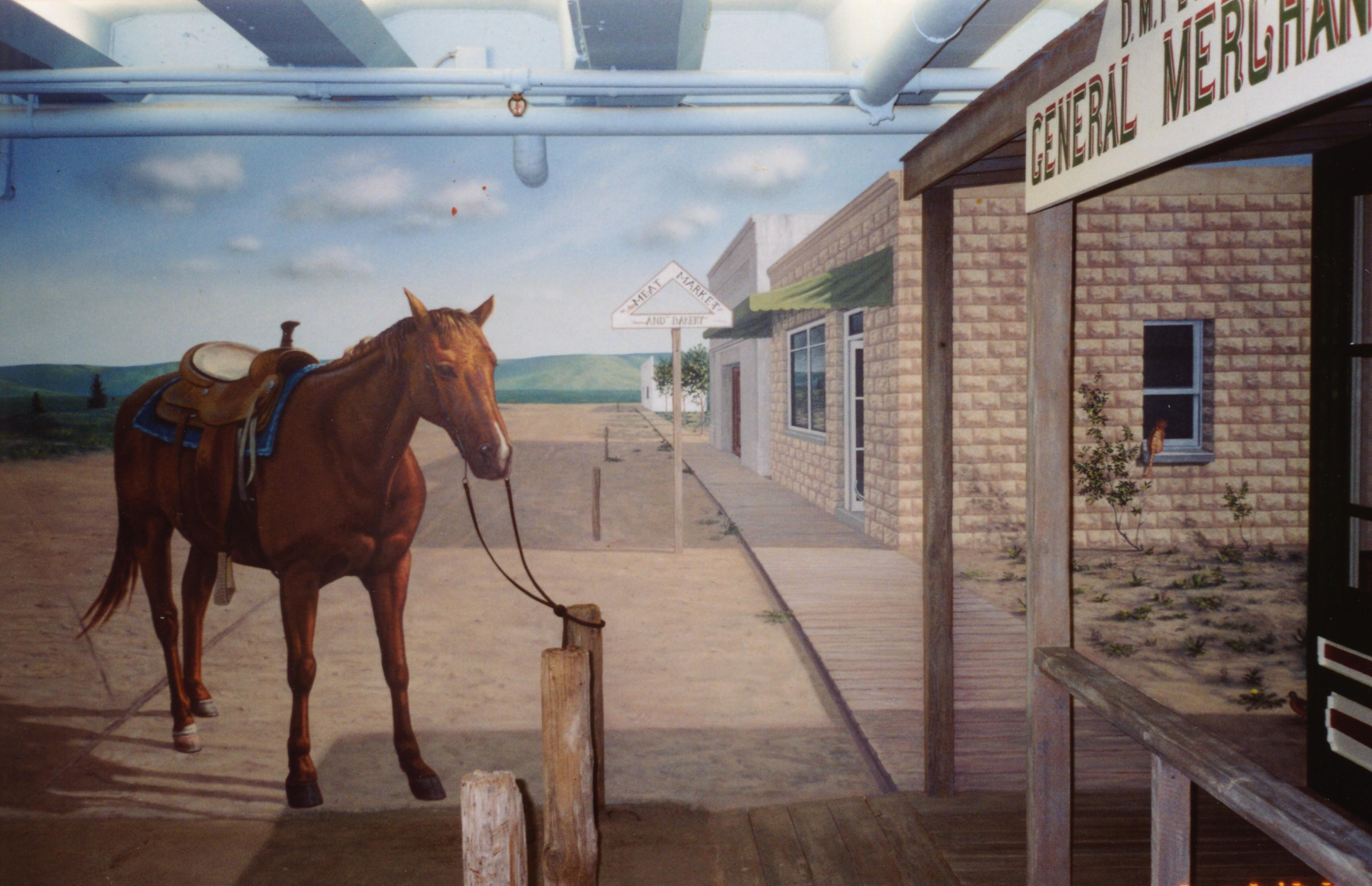 Hastings Museum Mural