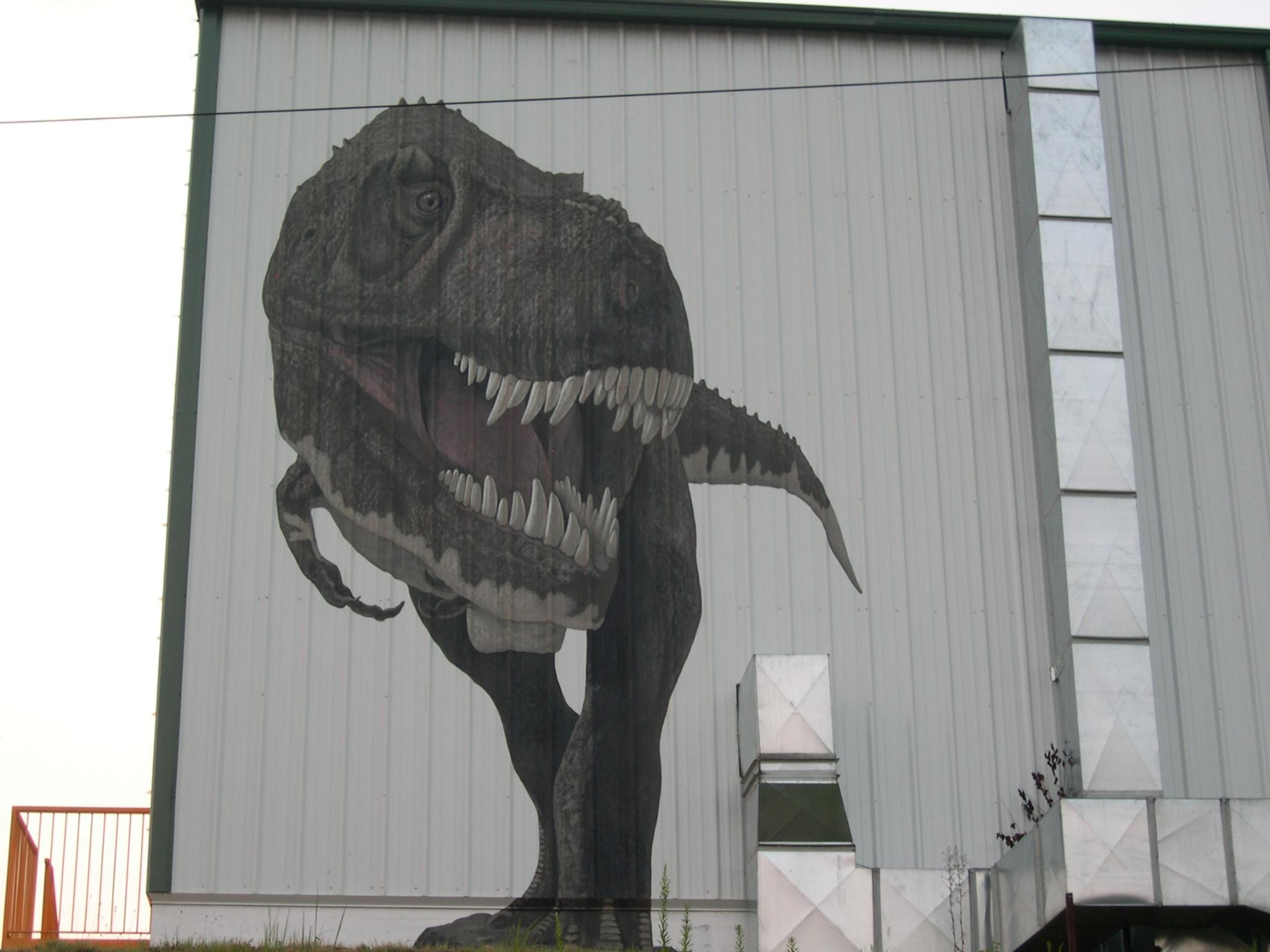 Dinosaur - Pigeon Forge