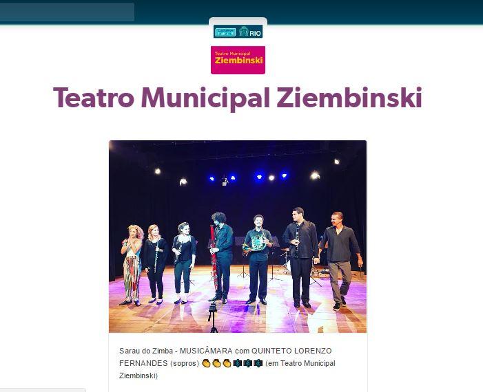 Teatro Municipal Ziembinski