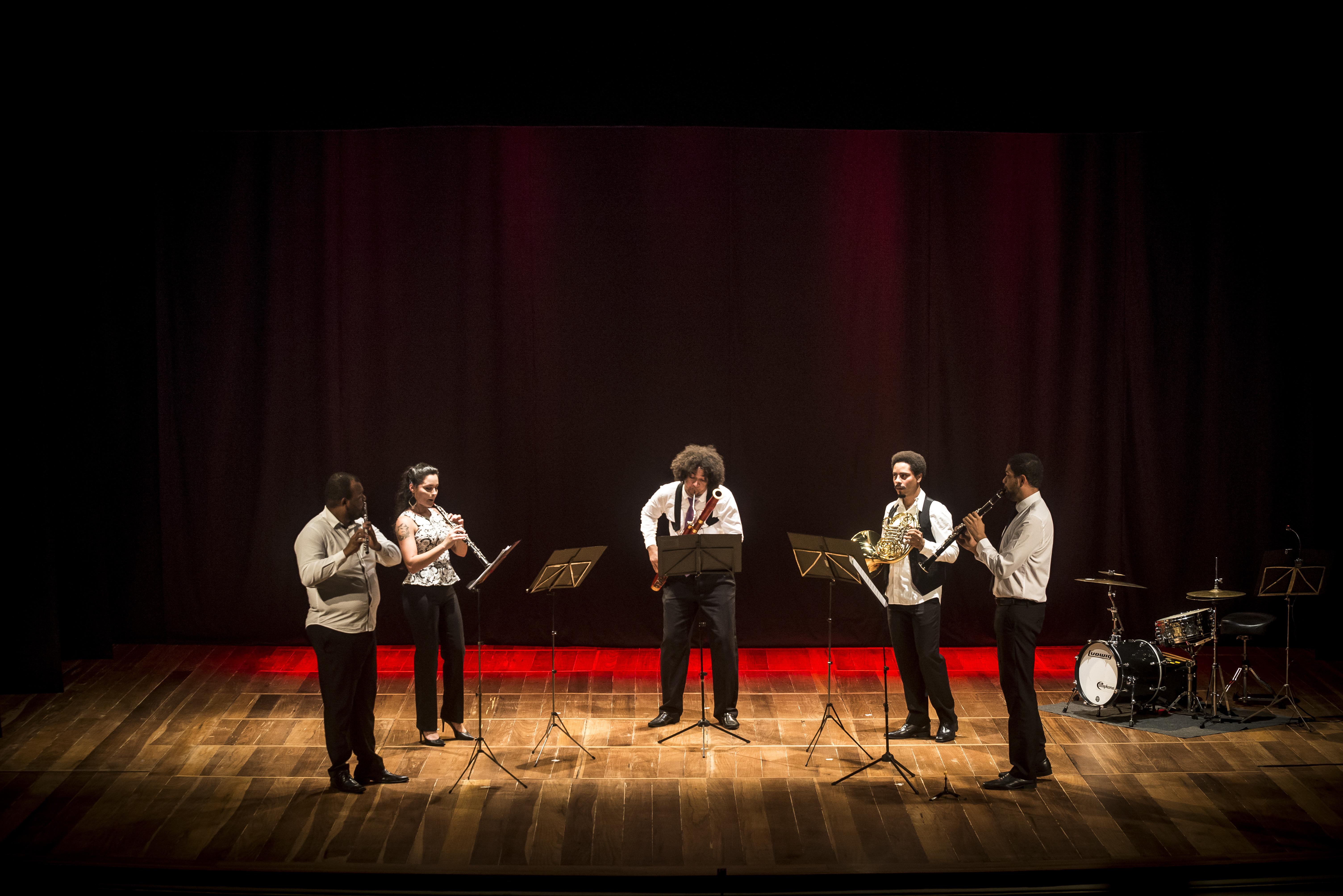 Quinteto Lorenzo Fernandez - Teatro Municipal Niteroi 26-07-17 - 11