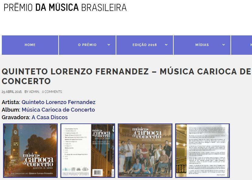 Prêmio da Música Brasileira