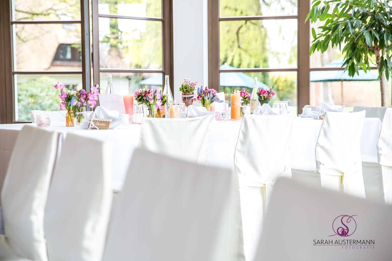 Hochzeitsfotografie Landhaus am See