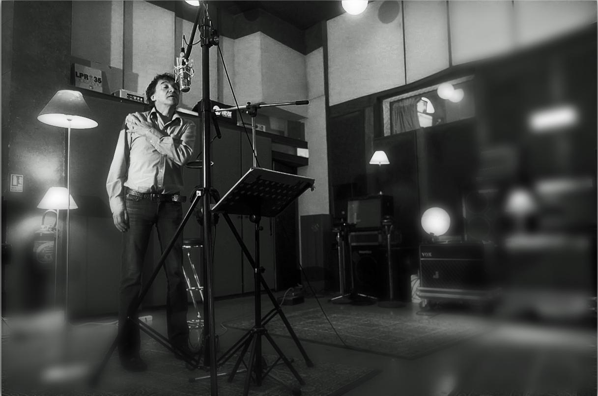 Cali au Studio Pigalle