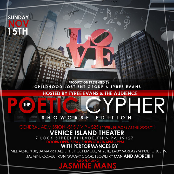 The Poetic Cypher