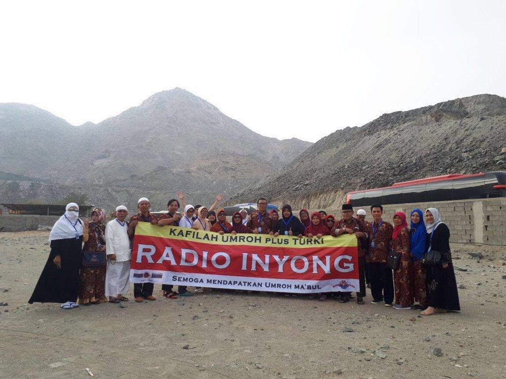 Inyong Travel - Umroh Plus Turki 2018 (F