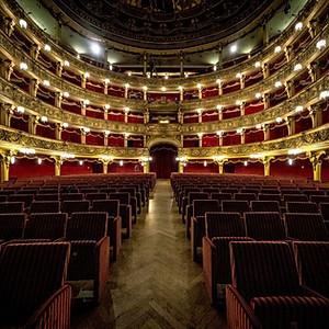 Live @ Teatro Carignano, Torino