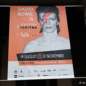Tour @ Bowie Is, Bologna