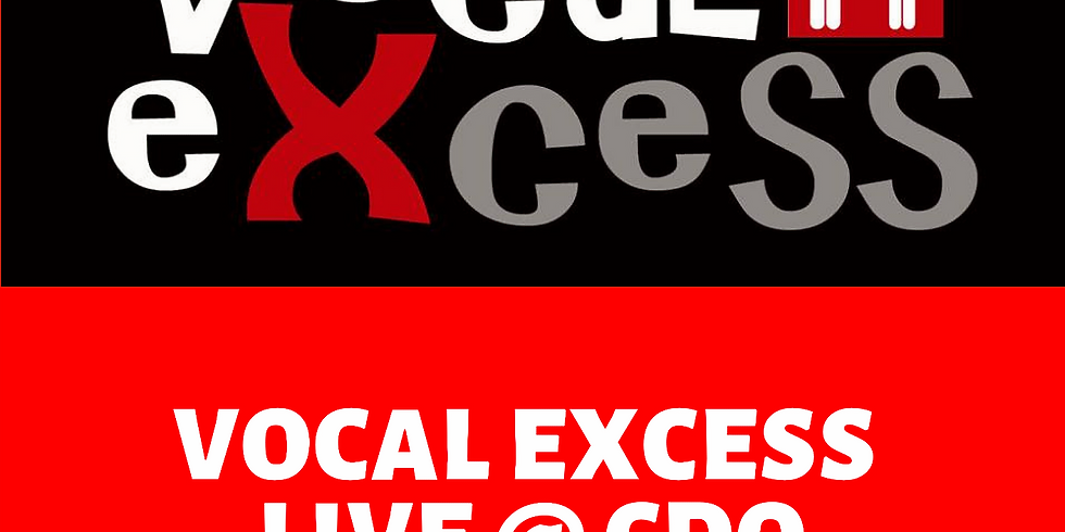 Vocal eXcess Live CdQ
