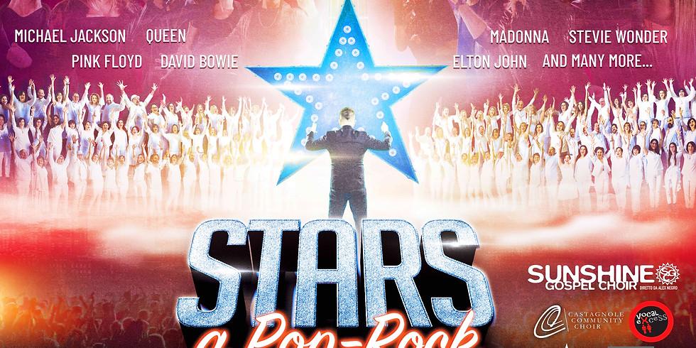 Stars, A Pop-Rock Celebration