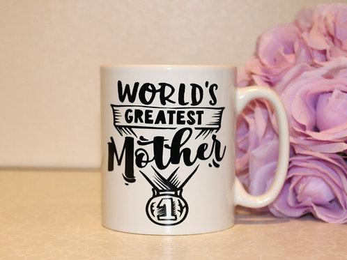 World Greatest Mother Mug