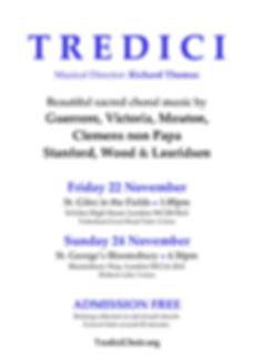 Tredici E-Poster (22 & 24 Nov 2019)-1 2.