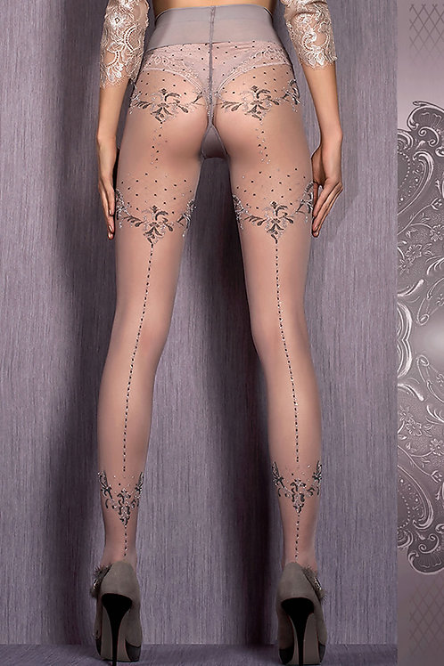 Ballerina 413 Tights Grey