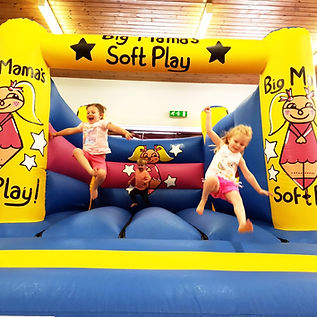 Big Mamas Soft Play  - Large Bouncy Castle, Hall Hire
