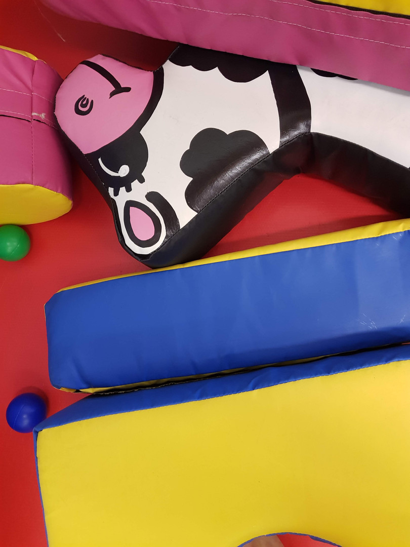 Big Mamas Soft Play - Soft Shapes -  Hire
