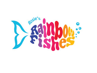 ROSIE'S RAINBOW FISHES BRANDING