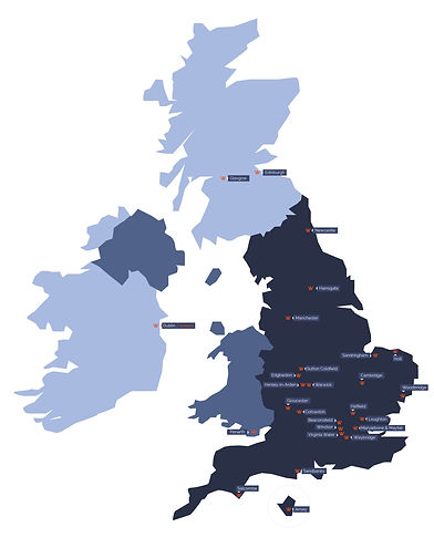 W-Business Consultings Locations UK