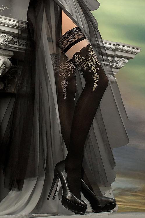 Ballerina 220 Hold Up Nero (Black)