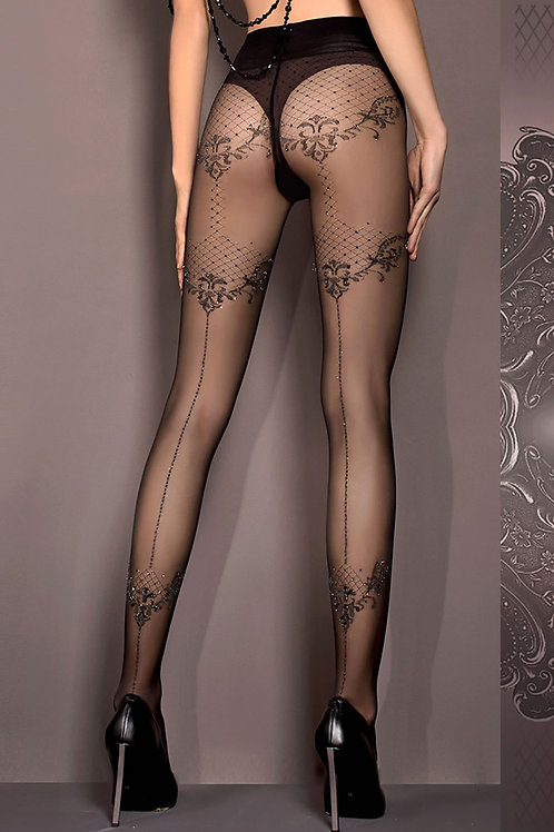 Ballerina 413 Tights Nero (Black)