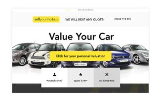 Sellyourmota.com - Branding & website design