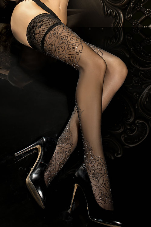 Ballerina 287 Hold up Nero (Black)