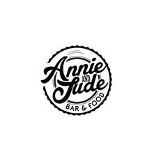 Annie & Jude Logo