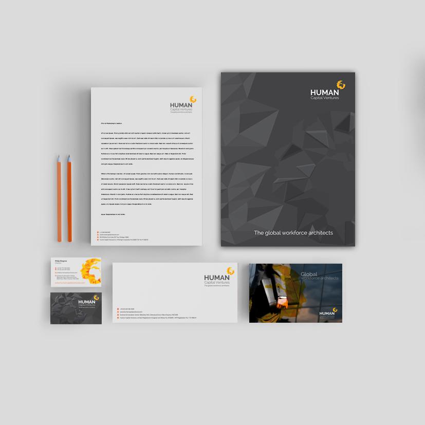 Logo Design & Stationary Design