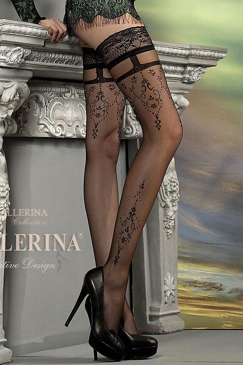 Ballerina 212 Hold Up Nero (Black)