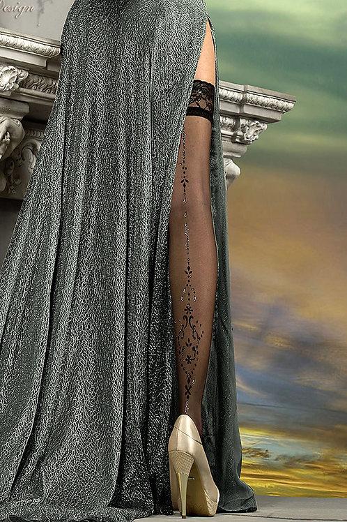 Ballerina 211 Hold Up Nero (Black)