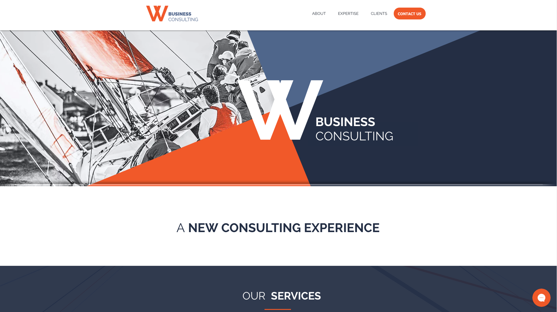 W Business Consulting - Branding & Web Design