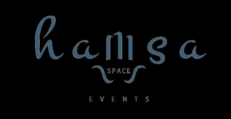Hamsa Space main logo design