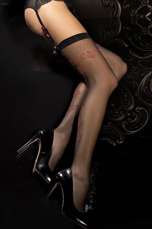 Ballerina 290 Stockings Nero (Black)