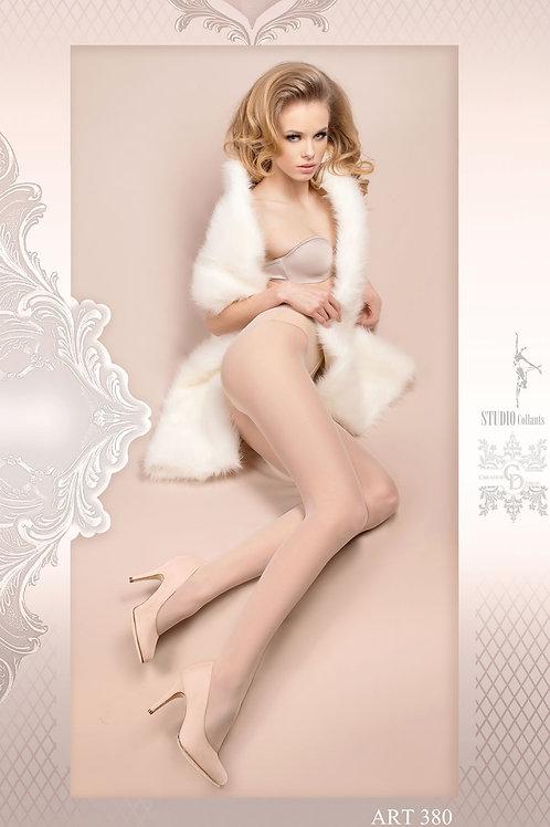 Ballerina 380 Tights Bianco (White)