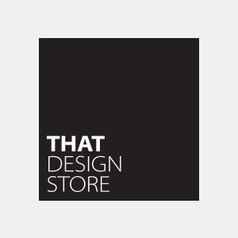 Logo Design for That Design Store by Frillie Design