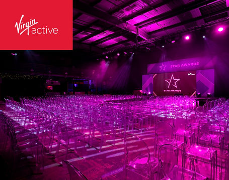 VIRGIN ACTIVE AWARDS
