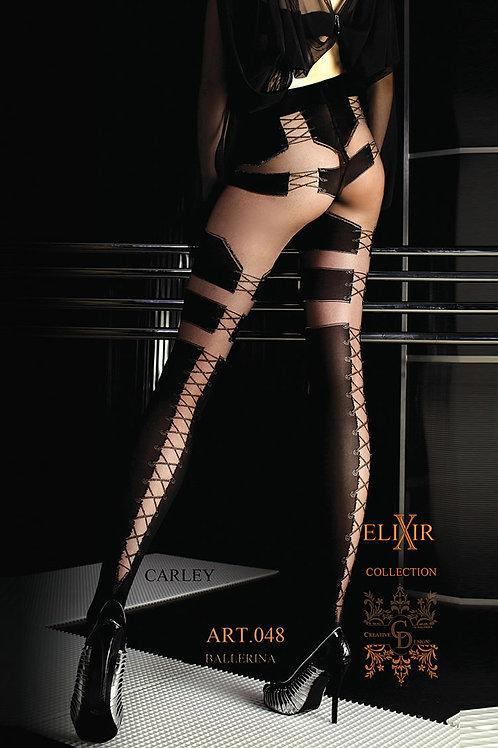 Ballerina 048 Tights Nero (Black)
