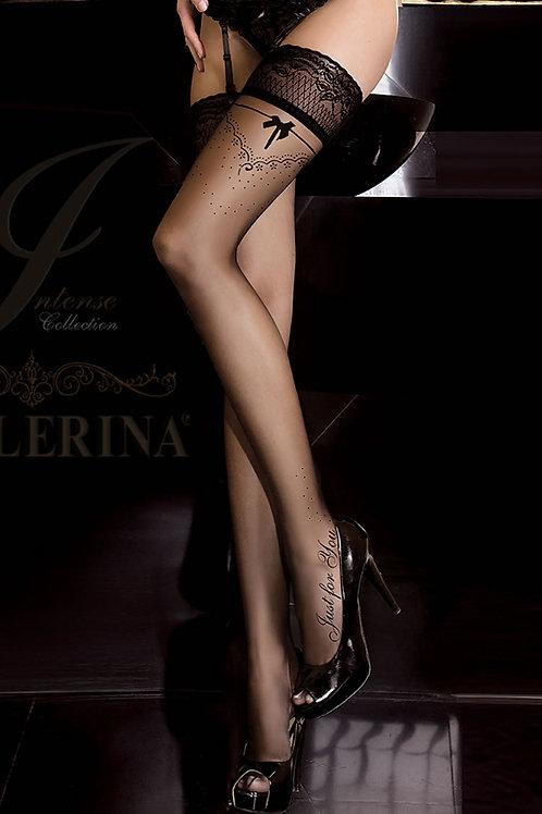 Ballerina 261 Hold Up Nero (Black)
