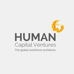 Logo Design for Human Capital Ventures by Frillie Design