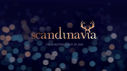 A NEW 'SCANDINAVIA' CORPORATE CHRISTMAS EVENT OF THE YEAR