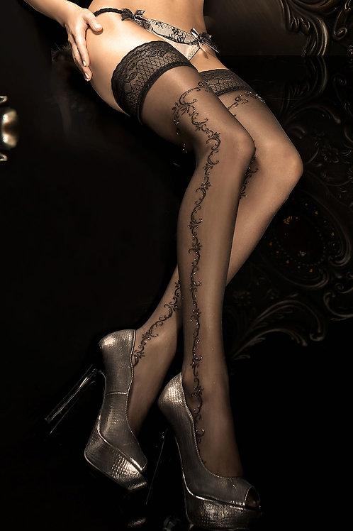 Ballerina 285 Hold Up Nero (Black)
