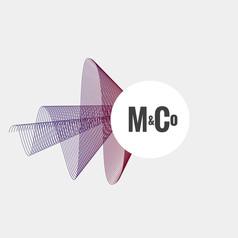 Logo Design for M&Co by Frillie Design