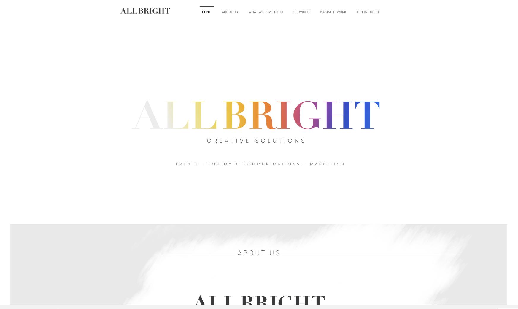 Screenshot 2019-06-04 atAAllbright-Communications - Branding & Web Design