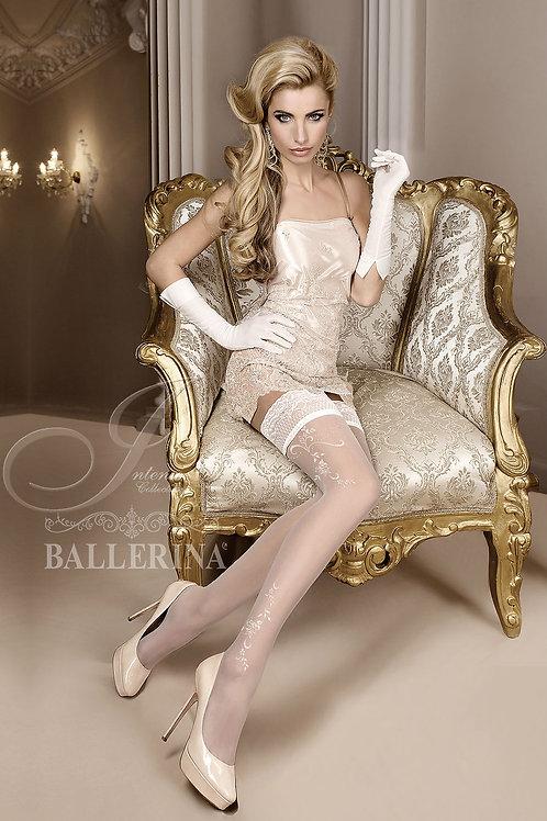 Ballerina 256 Hold Ups Nero (Black)