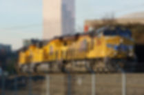 I5 Rail Capacity Study_Freight Train wit